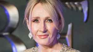 News video: J.K. Rowling donates $19 million to fund brain research centre