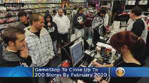 GameStop To Close Up To 200 Stores By February 2020 [Video]