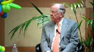 T. Boone Pickens Remembered Fondly Across Oklahoma State University's Campus [Video]