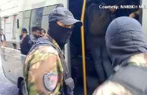 Russia raids Kremlin critic Navalny's supporters [Video]