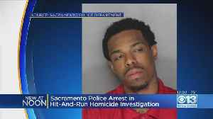 Man, 26, Facing Homicide Charge After Fatal Hit-And-Run In Sacramento [Video]