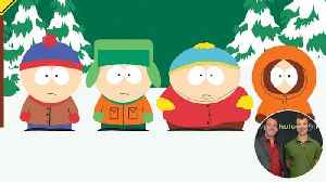 News video: 'South Park' Renewed Through 2022, Matt Stone and Trey Parker's New Movie Ideas | THR News