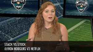Stocks Versus Stats: Netflix or Green Bay Packers Quarterback Aaron Rodgers? [Video]