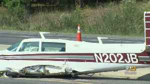 Small Plane Crashes On Route 50 In Prince George's County Thursday [Video]