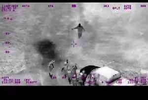 WATCH: Authorities take Tucson murder suspects into custody [Video]