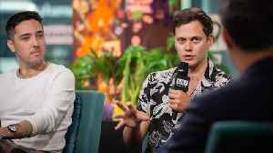 Bill Skarsgård Is Happy To See His Brother, Alexander Skarsgård, Join The Stephen King Universe [Video]