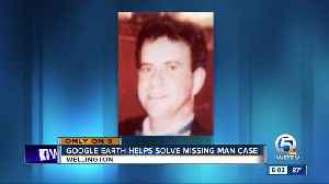 Google Earth search uncovered body of missing man [Video]