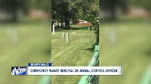 Community calls for removal of animal control officer [Video]