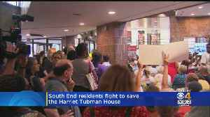 South End Residents Fight To Save Harriet Tubman House [Video]