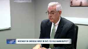 News video: Diocese of Rochester files for bankruptcy