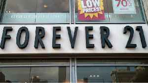 Fast-Fashion Giant Forever 21 May Not Last Forever [Video]