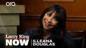 Illeana Douglas on why she loves classic films [Video]