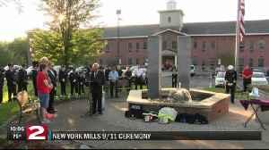 New York Mills and Newport 9/11 ceremonies [Video]