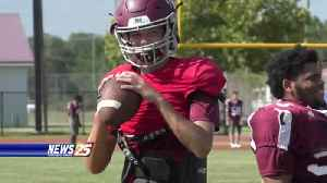 WXXV Student Athlete of the Week:  Long Beach QB Guice Tripp [Video]