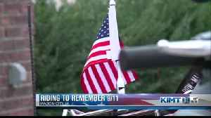 Ride to the 9/11 memorial [Video]