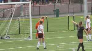 UW-La Crosse women's soccer claims double overtime win over St. Catherine [Video]
