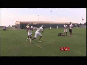 Houston County hosts undefeated Peach County at Freedom Field [Video]