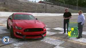 Behind the Wheel: 2019 Ford Mustang Shelby GT 350 [Video]