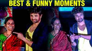 Himesh Reshammiya Ranu Mondal's BEST & FUNNY Moments | Happy, Hardy And Heer Music Launch [Video]