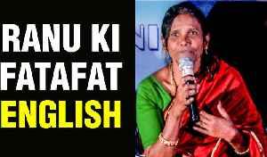 Ranu Mondal AMAZING English Speaking Speech | Teri Meri Kahani | Happy Hardy And Heer Music Launch [Video]