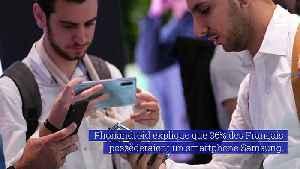 Samsung, la marque de smartphone préférée des Français [Video]
