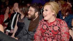 News video: Adele files for divorce from Simon Konecki