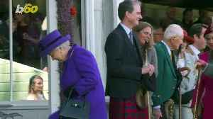 The Queen Keeps Her Castle Cold For This Sweet Reason [Video]