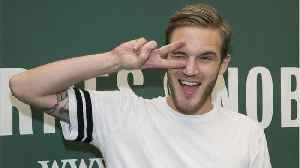 News video: PewDiePie Cancels $50,000 Donation To Anti-Hate Group