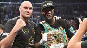 Tyson Fury Has Nothing but Positive Things to Say About Deontay Wilder [Video]