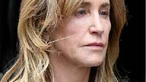 Felicity Huffman Sentenced To Prison For 14 Days [Video]