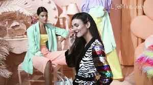 Sofia Richie, Suki Waterhouse, Camille Kostek, Paris Hilton Step into Alice + Olivia's 'Field of Dreams' Spring 2020 Presentatio [Video]