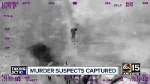 Tucson murder suspects found in rural Gila County [Video]