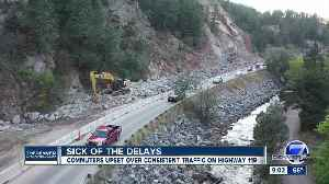 Highway 119 reopens in Boulder Canyon following massive rockslide [Video]