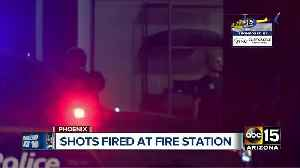 Police searching for two men who broke into Phoenix fire engine, fired shots at firefighters [Video]