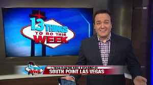 13 Things To Do For Sept. 13-19 [Video]