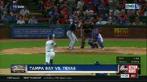 Texas Rangers knock Tampa Bay Rays from AL wild-card lead [Video]