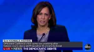 Channeling Obama, Kamala Harris opens 3rd debate with attack on Trump [Video]