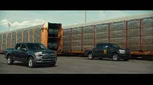 Ford bets on electric trucks to head off Tesla [Video]