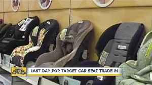 Target, Walmart recycling car seats [Video]