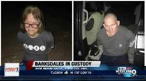 Barkdales now in custody at Pima County Jail [Video]