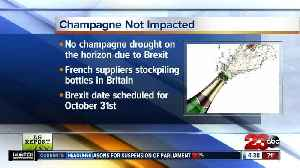 No champagne drought on the horizon due to Brexit [Video]