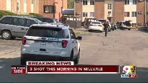 CPD: 3 shot, injured in Millvale apartment complex [Video]