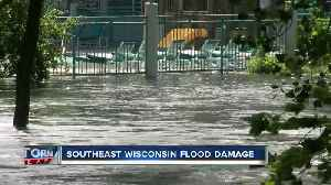 Flooding widespread in southeast Wisconsin [Video]