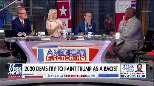 Charles Payne slams Dem candidates for their racism cliams [Video]