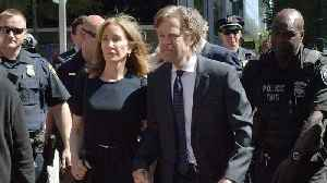 News video: Felicity Huffman Gets 2 Weeks In Prison Over Admissions Scandal