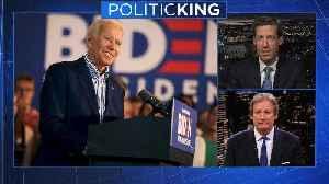 Biden tumbles to below Sanders and Warren [Video]