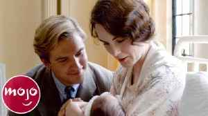 Top 10 Best & Worst Downton Abbey Couples [Video]