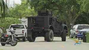 Man Critically Injured, Another Dead After Daylong Standoff In Fort Lauderdale [Video]