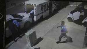 Postal worker struck, pinned between vehicles in National City [Video]
