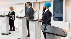 News video: Where Is Trudeau? The Liberal Leader Declined To Attend The Maclean's Debate